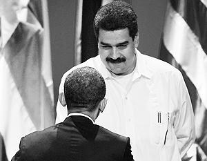 США заинтересованы в том, чтобы наладить с Венесуэлой дипломатические отношения