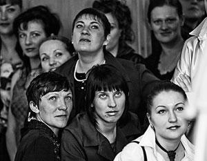 Представительницы прекрасного пола порой не менее опасны, чем мужчины, примером тому служат картины из российских тюрем