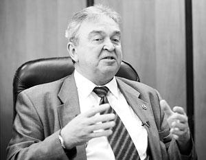 Владимир Нестеров вел проект «Ангара» с 1992 года