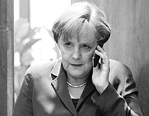 Ангела Меркель сама стала жертвой американской прослушки