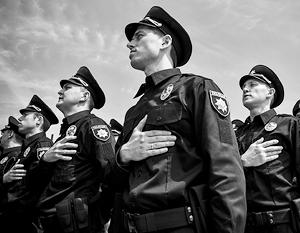 Закон «О Национальной полиции» был принят Верховной радой 2 июля