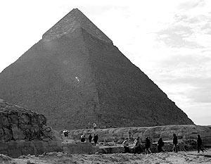 Архитектор из Франции разгадал тайну египетских пирамид