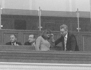 Помощник госсекретаря Виктория Нуланд пристально наблюдала за голосованием в Верховной раде