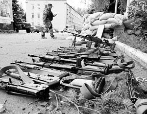 Оперативники изъяли 150 единиц стрелкового оружия