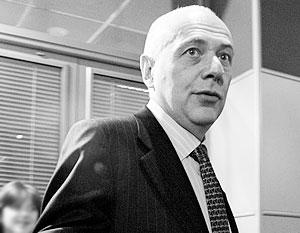 Андрей Козырев перестал быть министром иностранных дел России в январе 1996 года
