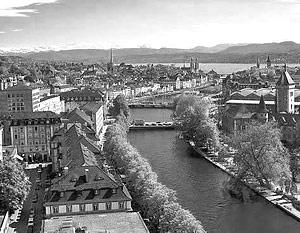 Швейцарский Цюрих уже в 6-й раз возглавил список городов с самым высоким качеством жизни