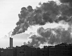 Из-за проблем с экологией в Москве растет заболеваемость детей и подростков