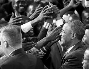 В Африке к Обаме напрасно относятся как к «своему»