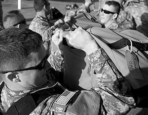 Американские военные ничего не боятся