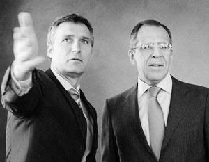 Нынешнй генсек НАТО хорошо знает Лаврова по временам, когда занимал пост премьера Норвегии