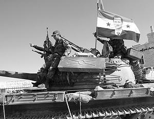 Турция толкает США к большой войне с Сирией