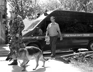 В помощь региональным следователям для раскрытия преступления направлены специалисты из Москвы