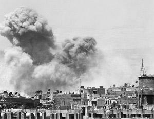 За время гражданской войны численность вооруженных сил Сирии сократилась почти в два раза