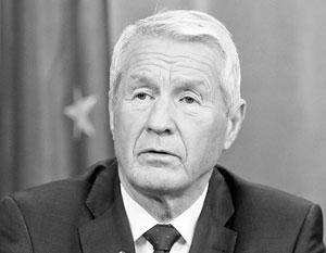 Секретарь Совета Европы Турбьерн Ягланд призвал «вернуть Молдавию с края пропасти»