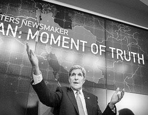 Джон Керри пугает противников соглашения по иранскому атому
