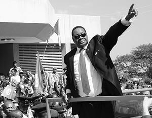 Против президента Малави Питера Мутарики готовится «цветная революция», сообщают местные СМИ