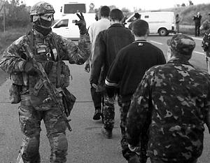 Процесс обмена пленными между ДНР и ЛНР с одной стороны и Киевом с другой проходит не без проблем