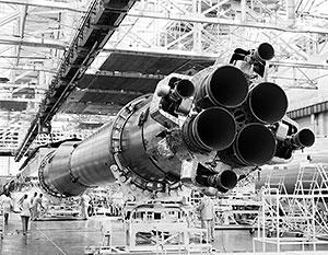 «Союз-2» собираются заменить новой ракетой на сжиженном газе