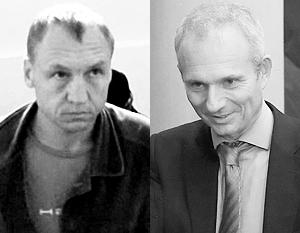 Министр Великобритании по делам Европы Дэвид Лидингтон (справа) призвал Москву немедленно отпустить эстонского шпиона Эстона Кохвера (слева)