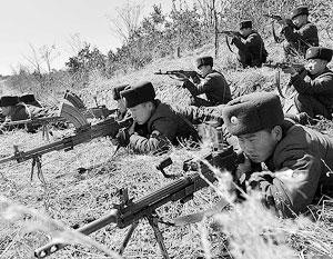 Пхеньян готов начать войну, лишь бы заглушить пропагандистские передачи с Юга