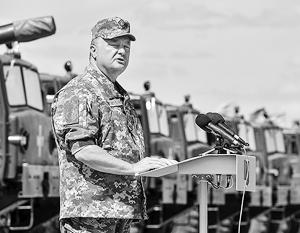 Петр Порошенко предрекает, что «угроза с востока» для Украины сохранится в ближайшие десятилетия