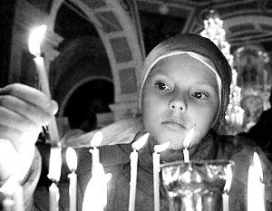 Христиане в субботу ждут схождения Благодатного огня
