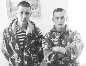 Оказавшиеся на скамье подсудимых Ильдар Сахапов и Федор Басимов