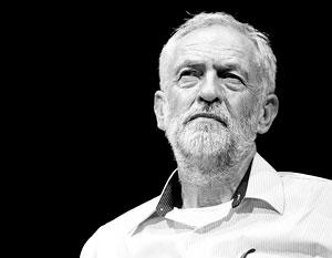 Неформал Джереми Корбин уверенно идет к посту лидера лейбористов