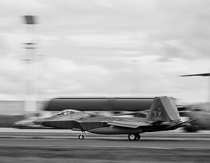 Прибытие F-22 называют прекрасной возможностью для отработки действий вместе с другими самолетами ВВС США и союзников по НАТО