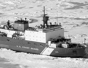 Арктическая береговая охрана США не конкурент российским ледоколам