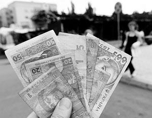Даже проиндексированная минимальная зарплата на Украине в разы меньше, чем до Майдана