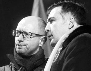 Конфликт между Яценюком и Саакашвили может иметь далеко идущие последствия