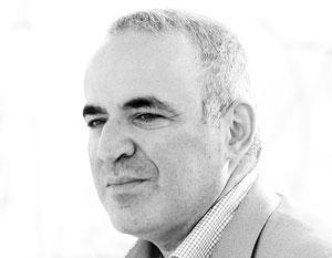 ФИДЕ признала Гарри Каспарова виновным в нарушении морального кодекса шахматной организации