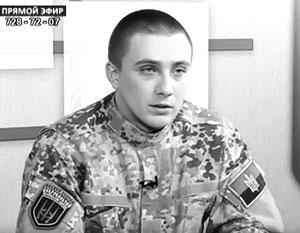 Сергей Стерненко обвиняется в похищении депутата и разбое
