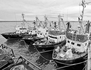 Дальний Восток остро нуждается в обновлении рыбопромыслового флота