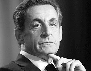 Николя Саркози считает, что санкции против РФ надо отменить