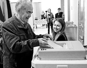 Выборы разных уровней проходят в 84 субъектах из 85