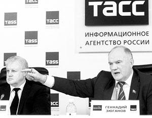 Запрос на оппозицию пока удовлетворяют не новые партии, а парламентские – ЛДПР, КПРФ и «Справедливая Россия»