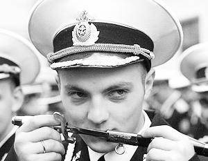 Кортик для офицера – это все равно что тельняшка для матроса