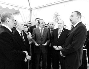Алиев высказал сомнение в необходимости интеграции своей страны в европейские структуры