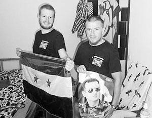 На днях один из самых известных командиров Донбасса Арсений Павлов, известный под позывным «Моторола», поздравил Башара Асада с 50-летием