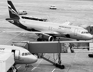 Российские авиакомпании пока летают на Украину без проблем