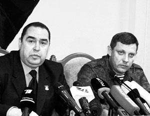 Отказ Киева признать ДНР и ЛНР стороной конфликта хоронит надежды на мир