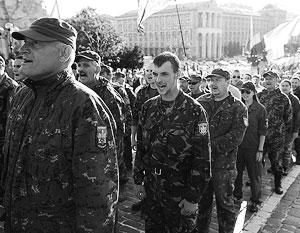 Боевики «Правого сектора» станут частью элитного украинского подразделения по борьбе с терроризмом