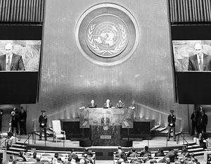 Путин уже четвертый раз выступает с трибуны ГА ООН, но никогда его речи не ждали с таким нетерпением