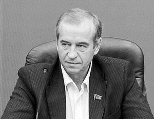 Политологи уже прочат новоизбранного губернатора Сергея Левченко в кандидаты в президенты от КПРФ