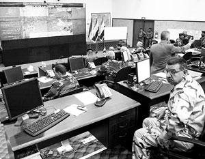 Иракских офицеров в Багдаде, по мнению экспертов, вскоре ожидает российская боевая поддержка с воздуха