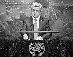 Армения предпримет необходимые политико-военные шаги в случае продолжения обстрелов со стороны Азербайджана