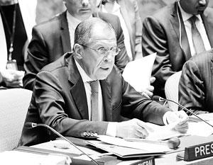 Россия предлагает план по расширению коалиции по борьбе с ИГ