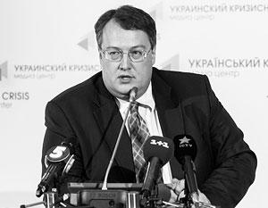 Антон Геращенко считает, что ИГИЛ должно знать российских военных в лицо